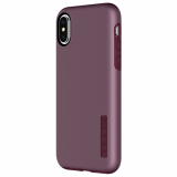 Apple iPhone X Incipio DualPro Series Case - Iridescent Merlot