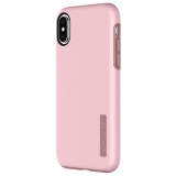 Apple iPhone X Incipio DualPro Series Case - Rose Quartz