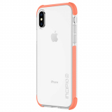 Apple iPhone X Incipio Reprieve [SPORT] Series Case - Coral/Clear