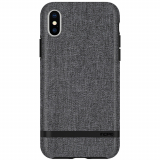 Apple iPhone X Incipio Esquire Series Case - Gray
