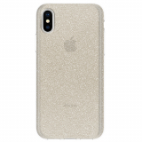 Apple iPhone X Incipio Design Classic Series Case - Champagne Glitter