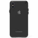 Apple iPhone X PureGear Slim Shell Case - Clear/Clear