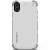 Apple iPhone Xs/X PureGear DualTek Case - Arctic White