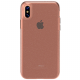Apple iPhone X Skech Matrix Series Case - Rose Sparkle