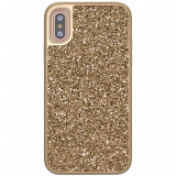Apple iPhone X Skech Jewel Series Case - Gold