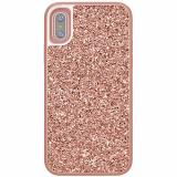 Apple iPhone X Skech Jewel Series Case - Rose Gold