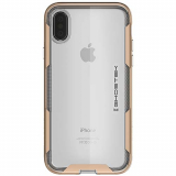 Apple iPhone Xs/X Ghostek Cloak 3 Series Case - Gold