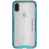 Apple iPhone X Ghostek Cloak 3 Series Case - Teal