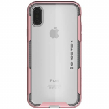 Apple iPhone X Ghostek Cloak 3 Series Case - Pink