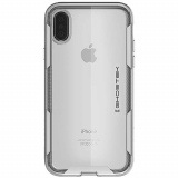 Apple iPhone X Ghostek Cloak 3 Series Case - Silver