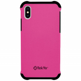 Apple iPhone Xs/X TekYa Rigel Series Case - Hot Pink
