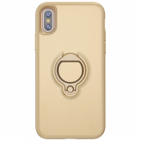 Apple iPhone Xs/X Skech Vortex Series Case - Champagne