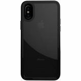 Apple iPhone X Trident Krios Dual Series Case - Clear/Black
