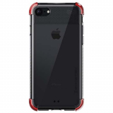 **NEW**Apple iPhone 8/7 Ghostek Covert 2 Series Case - Red