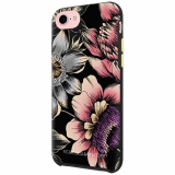 Apple iPhone 8/7 Rebecca Minkoff Double Up Series Case - Pencil Floral Multi/Black