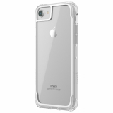 Apple iPhone 8/7/6s Griffin Survivor Clear Series Case - White Dust