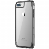 Apple iPhone 8 Plus/7 Plus/6s Plus Griffin Survivor Clear Series Case Black/Smoke/Clear