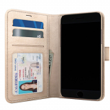 Apple iPhone 8 Plus/7 Plus/6s Plus Skech Polo Book Series Case - Champagne