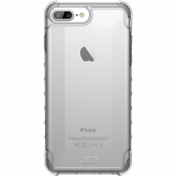 **NEW**Apple iPhone 8 Plus/7 Plus/6s Plus Urban Armor Gear Plyo Series Case - Clear