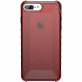 Apple iPhone 8 Plus/7 Plus/6s Plus Urban Armor Gear Plyo Series Case - Crimson
