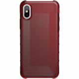Apple iPhone Xs/X Urban Armor Gear Plyo Series Case - Crimson