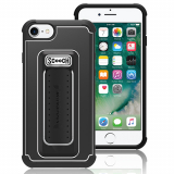 Apple iPhone 8/7/6s/6 Scooch Wingman Series Case - Black