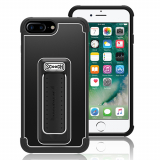 Apple iPhone 8 Plus/7 Plus/6s Plus Scooch Wingman Series Case - Black