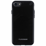 Apple iPhone 8/7/6s/6 PureGear Slim Shell Case - Black/Black