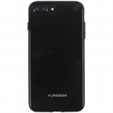 Apple iPhone 8 Plus/7 Plus/6s Plus PureGear Slim Shell Case - Black/Black