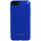 Apple iPhone 8 Plus/7 Plus/6s Plus PureGear Slim Shell Case - Pacific Blue