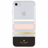 Apple iPhone 8/7/6s/6 Kate Spade New York Protective Hardshell Case - Charlotte Stripe