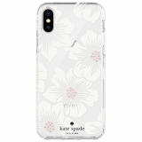 Apple iPhone X Kate Spade New York Protective Hardshell Case - Hollyhock Floral