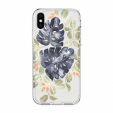 Apple iPhone X Incipio Mint Gardener Sarah Simon Series Case - Fall Leaves
