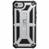 Apple iPhone 8/7/6s Urban Armor Gear Monarch Case (UAG) - Platinum
