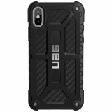 Apple iPhone Xs/X Urban Armor Gear Monarch Case (UAG) - Carbon Fiber