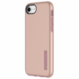 Apple iPhone 8/7/6s/6 Inipio DualPro Series Case - Iridescent Rose Gold
