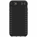 Apple iPhone 8/7/6s Under Armour UA Protect Grip Case - Black/Graphite