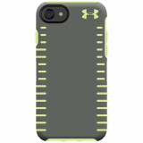 Apple iPhone 8/7/6s Under Armour UA Protect Grip Case - Graphite/Quirky Lime