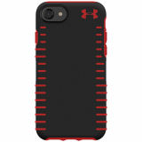 Apple iPhone 8/7/6s Under Armour UA Protect Grip Case - Black/Red