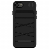 Apple iPhone 8/7/6s Under Armour UA Protect Arsenal Case - Black/Black