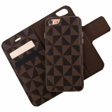 Apple iPhone 8/7 Caseco Park Ave. Series RFID Blocking Folio Case - Brown