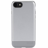 Apple iPhone 8/7 Incase Dual Snap Case - Silver