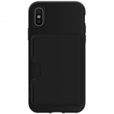 Apple iPhone Xs/X Skech Cache Series Case - Black
