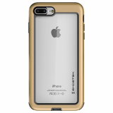 Apple iPhone 8 Plus/7 Plus Ghostek Atomic Slim Series Case - Gold