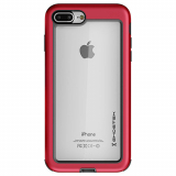 Apple iPhone 8 Plus/7 Plus Ghostek Atomic Slim Series Case - Red