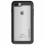 Apple iPhone 8 Plus/7 Plus Ghostek Atomic Slim Series Case - Black
