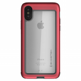 Apple iPhone Xs/X Ghostek Atomic Slim Series Case - Red