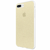 Apple iPhone 8+/7+/6s+/6+ Incipio Design Classic Series Case - Champagne Glitter