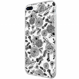 Apple iPhone 8+/7+/6s+/6+ Incipio Design Classic Series Case - Sticker Floral