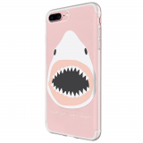 Apple iPhone 8+/7+/6s+/6+ Incipio Design Classic Series Case - Shark Bite